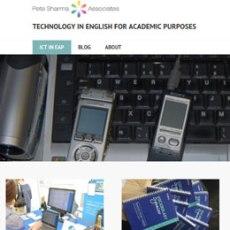 ICT in EAP